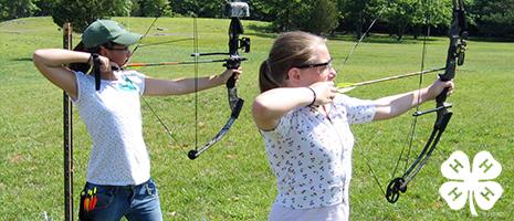 4-H Archery Camp (2)