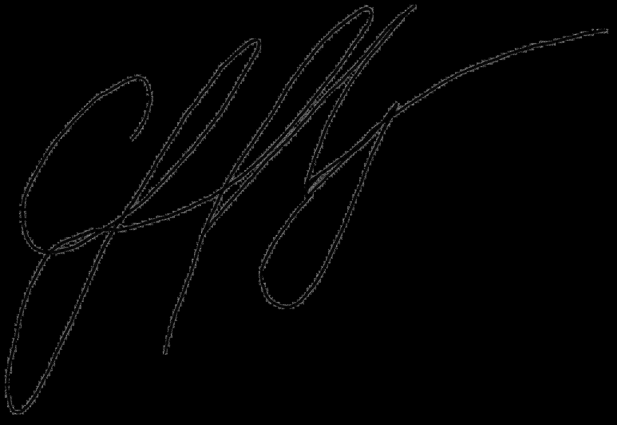 Gil Signature-transparent