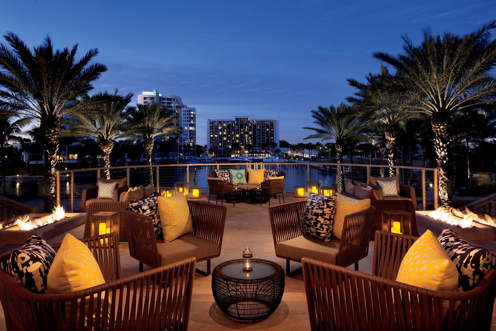 Jack Dusty Lounge Terrace