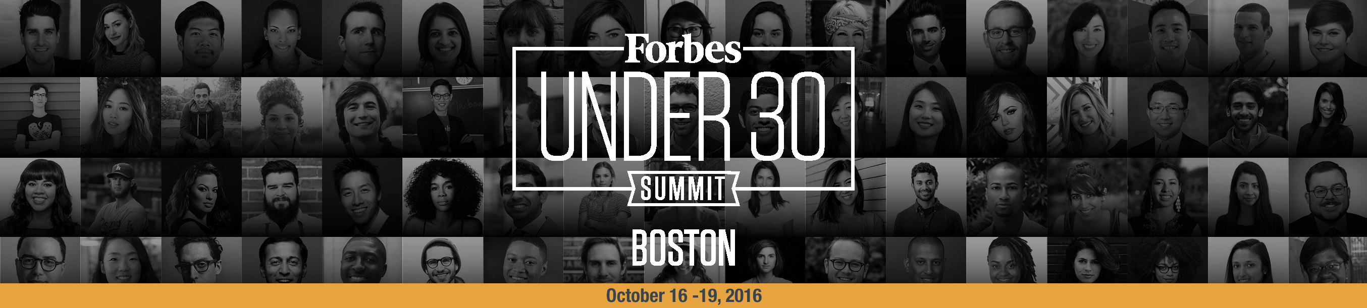 Forbes Under 30 Summit: Boston - Content Stages