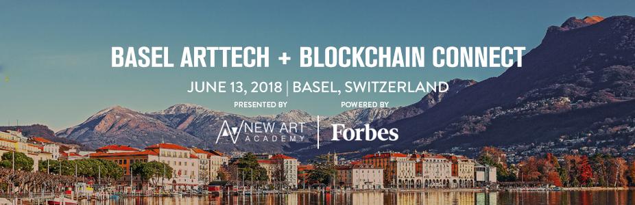 2018 Basel ArtTech+Blockchain Connect
