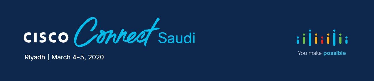 Cisco Connect Saudi 2020