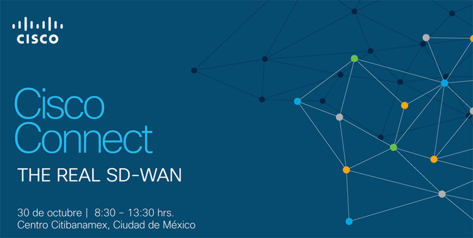 Cisco Connect – The Real SDWAN