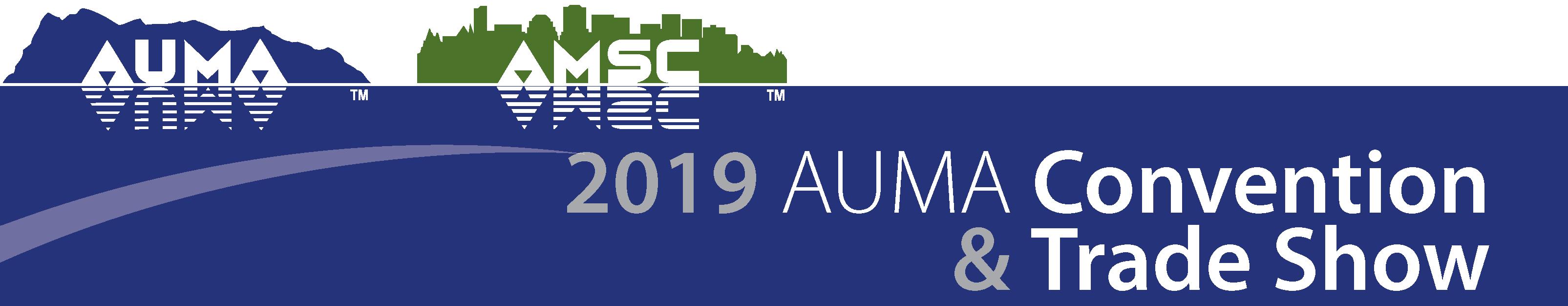 2019 AMSC Trade Show at the AUMA Convention