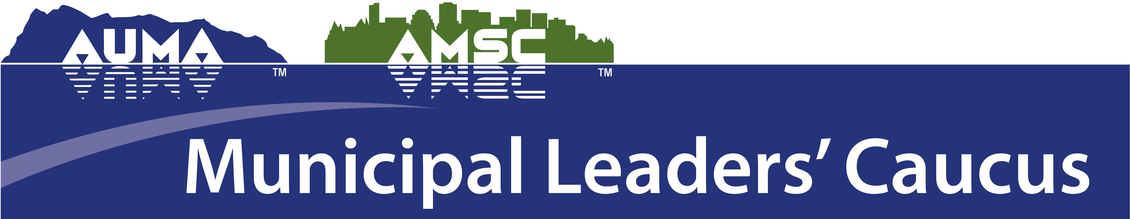 2019 June Municipal Leaders' Caucus