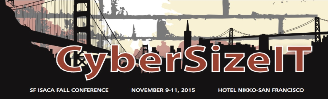 2015 SF ISACA Fall Conference