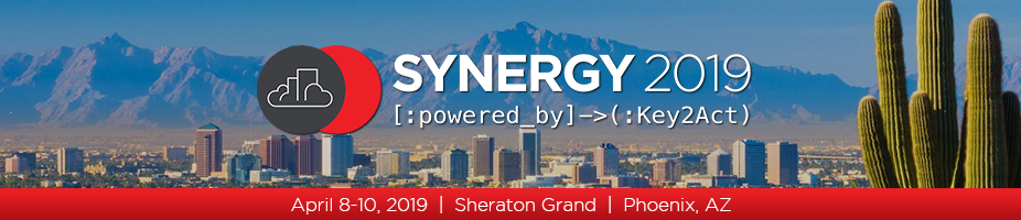 Key2Act Synergy 2019