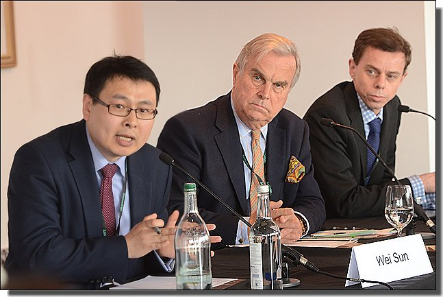 China Breakout Panel