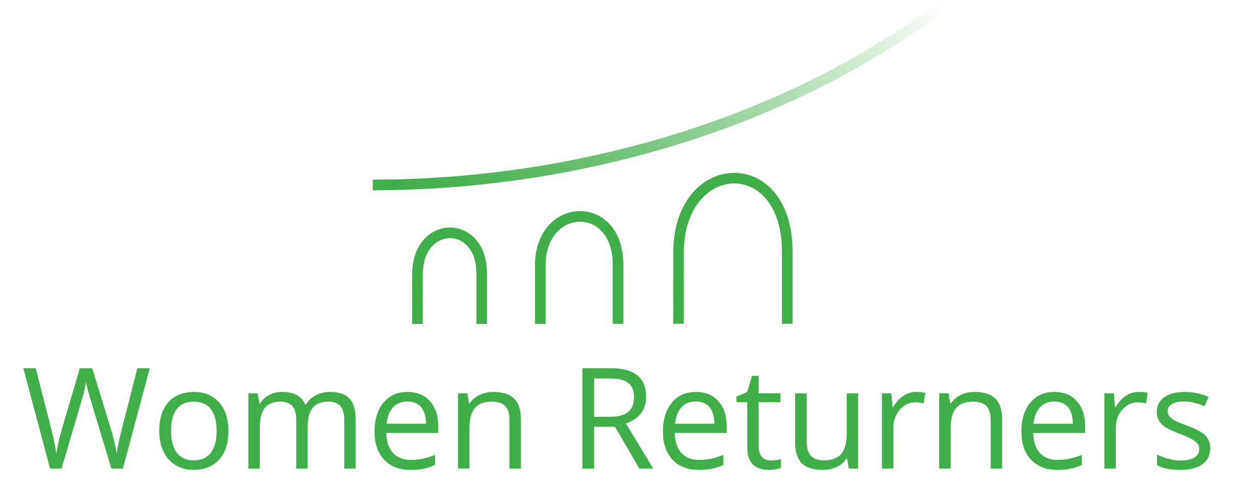 Women returners bridge logo
