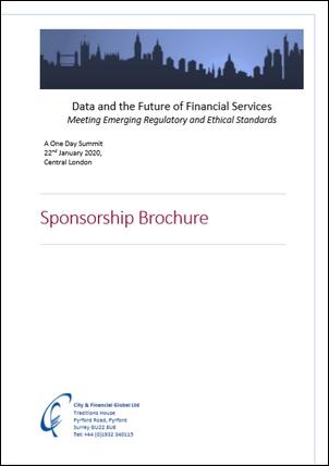 Sponsorship brochure holding image