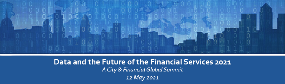 Data and the Future of Financial Services 2021 Virtual Summit