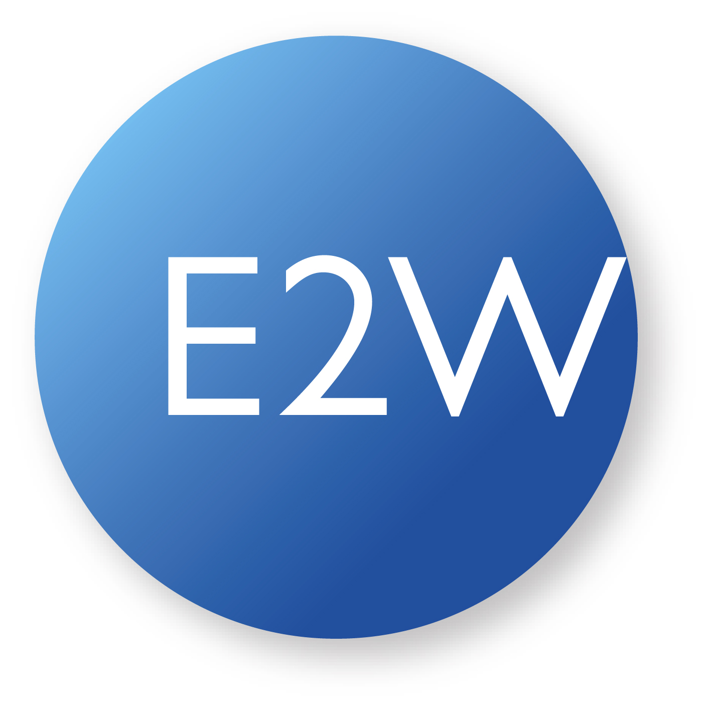E2W Logo