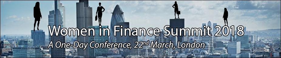 Women in Finance Summit 2018