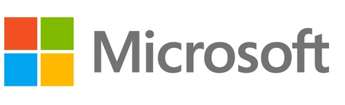 Cropped Microsoft logo