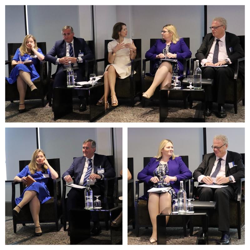 Panel I w Helena Morrissey