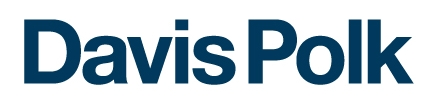Davis Polk blue logo