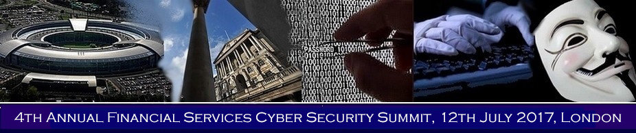 4th Annual Financial Services Cyber Security Summit