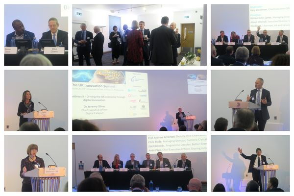 UK Innovation collage
