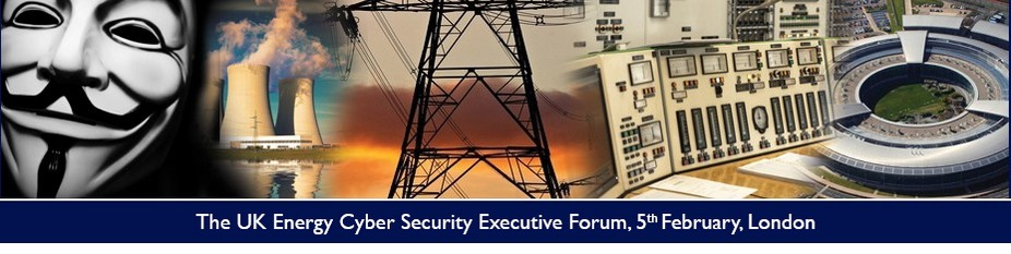 The UK Energy Cyber Security Executive Forum
