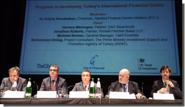 Turkey Breakout Panel