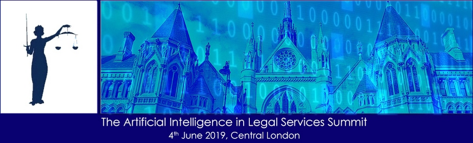 The Artificial Intelligence in Legal Services Summit