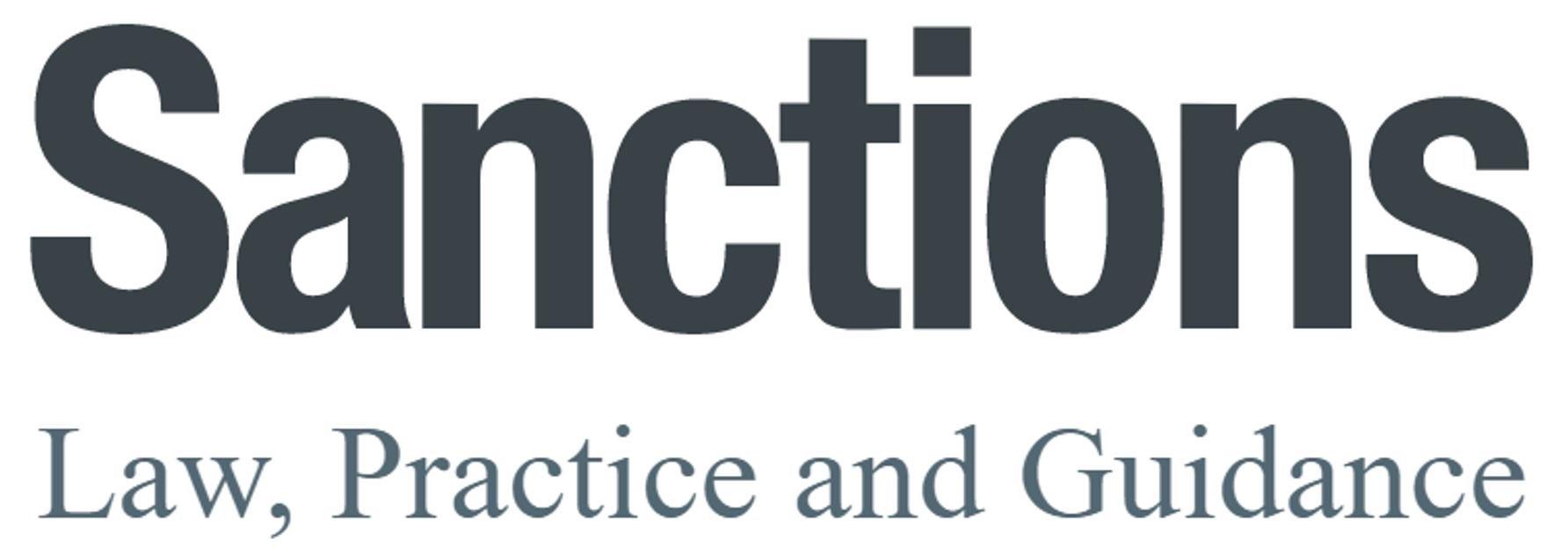 EU Sanctions logo