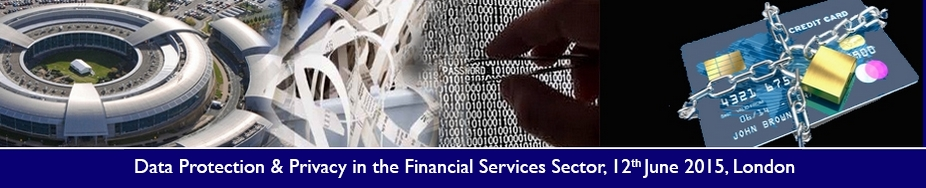 Data Protection & Privacy in the Financial Services Sector