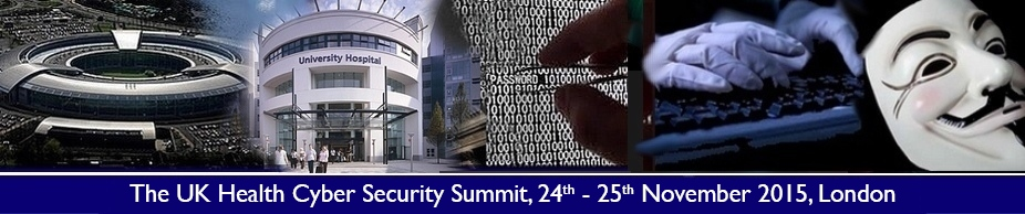 The UK Health Cyber Security Summit