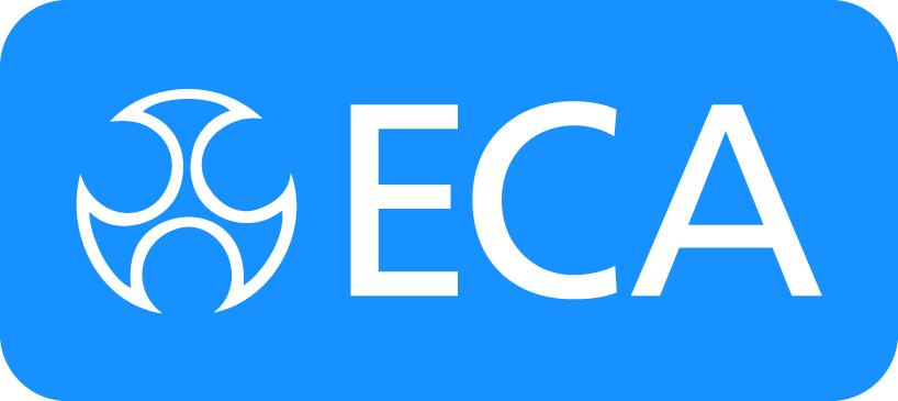 ECA Core Logo Blue
