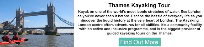 DL kayaking tours