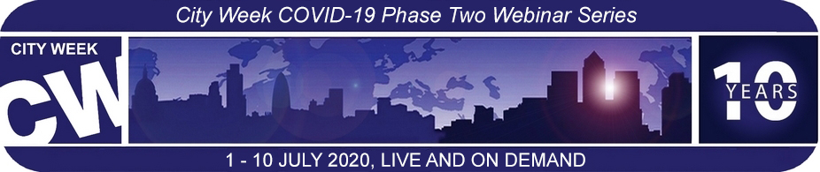 City Week COVID-19 Phase Two Webinar Series
