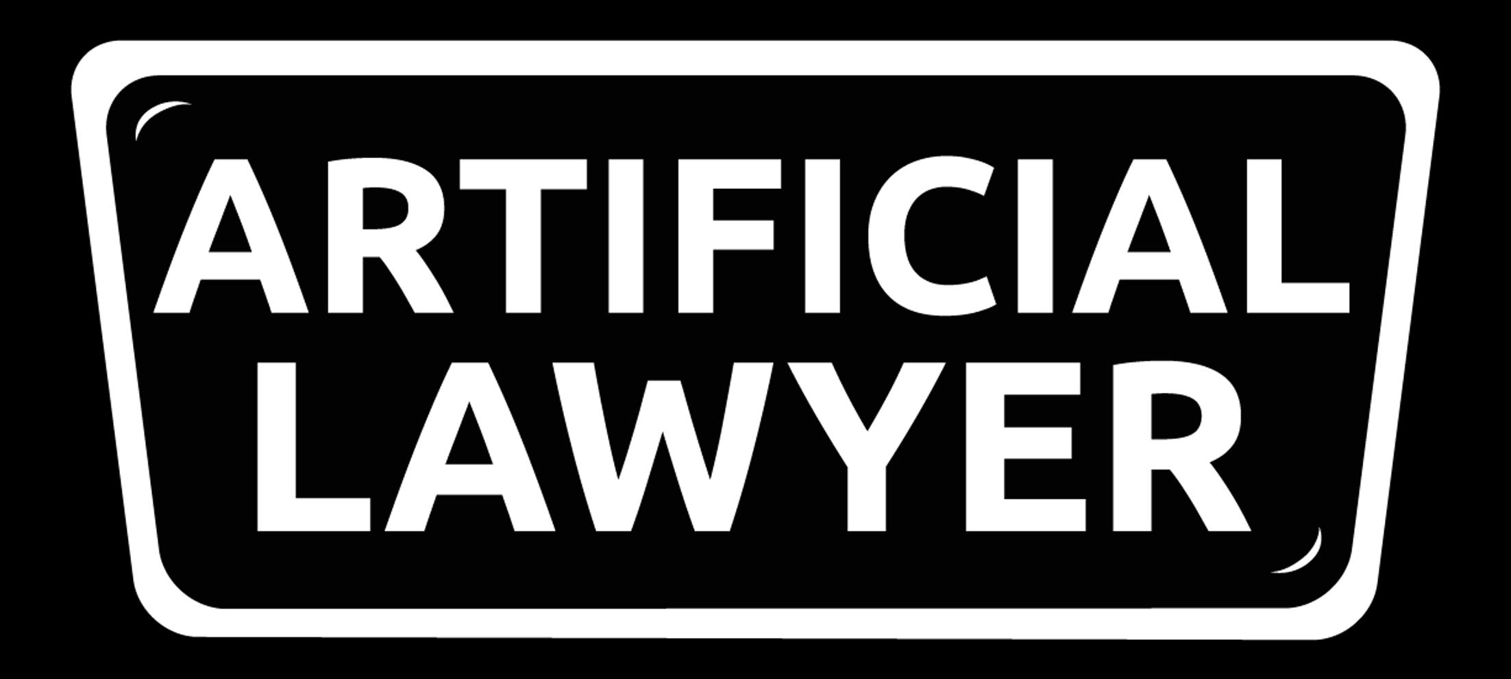 Artificial Lawyer logo