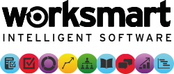 Worksmart Logo - strapline plus images