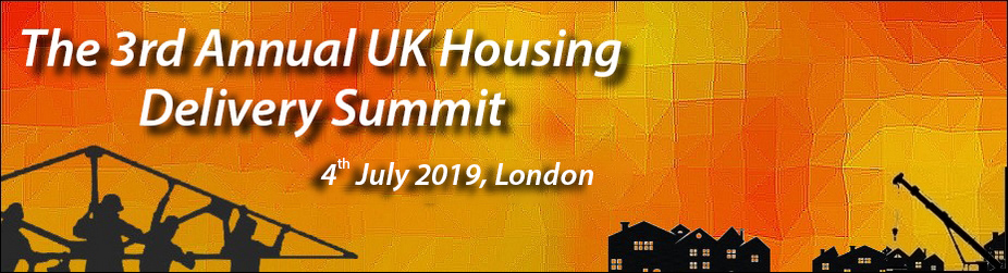 The 3rd Annual UK Housing Delivery Summit