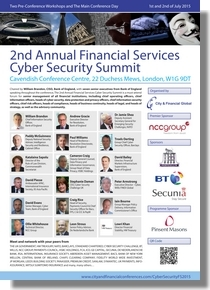 2nd Financial services cyber security