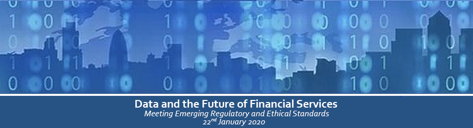 Data and the Future of Financial Services