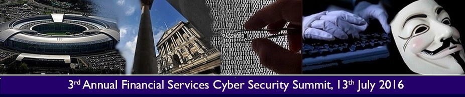 3rd Annual Financial Services Cyber Security Summit