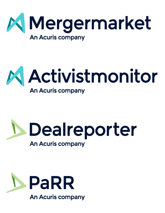 Mergermarket, Activistmonitor, Dealreporter and PaRR_1