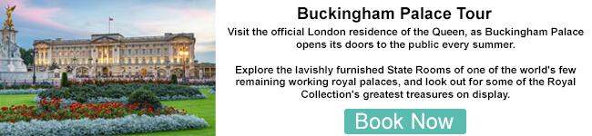 DL Buckingham palace tour 2