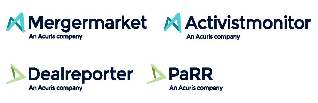 Mergermarket, Activistmonitor, Dealreporter and PaRR_3