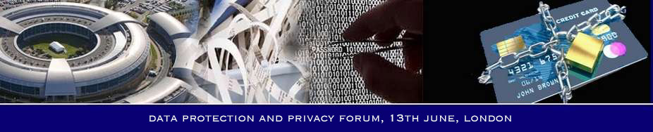 Data Protection and Privacy Forum