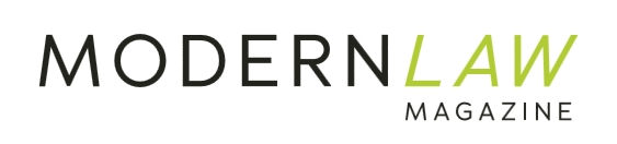 Modern Lawyer Logo