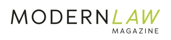 Modern Lawyer Logo