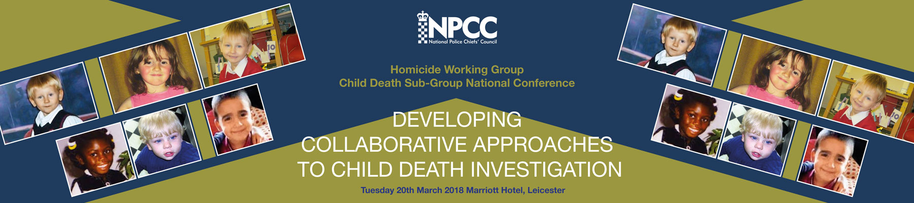 2018 Homicide Working Group Child Death Sub-Group National Conference