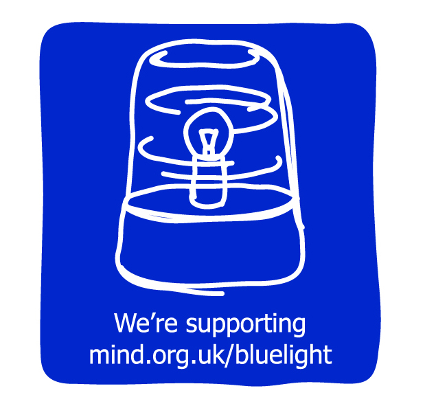 Mind - Bluelight logo