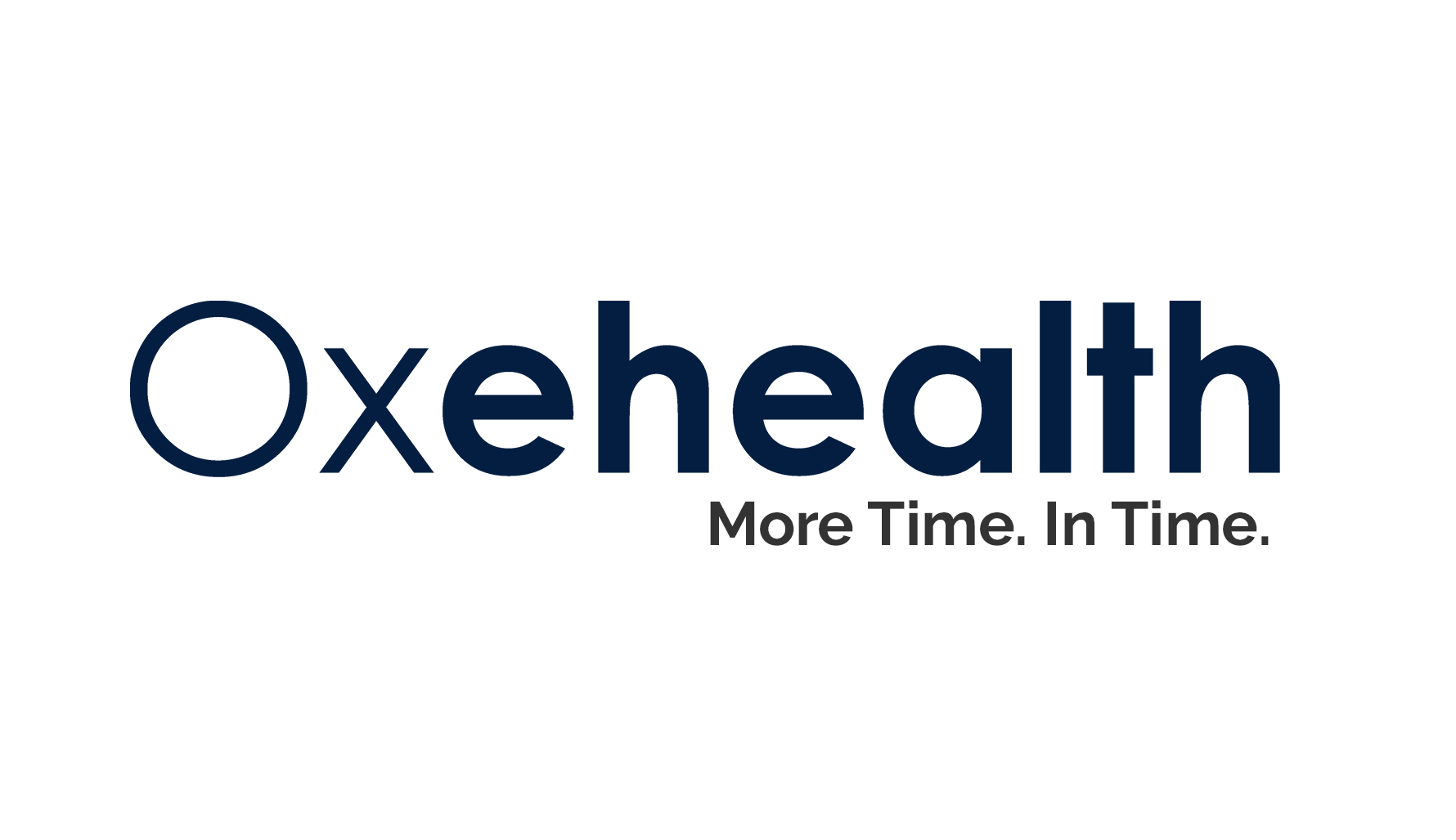Oxehealth logo