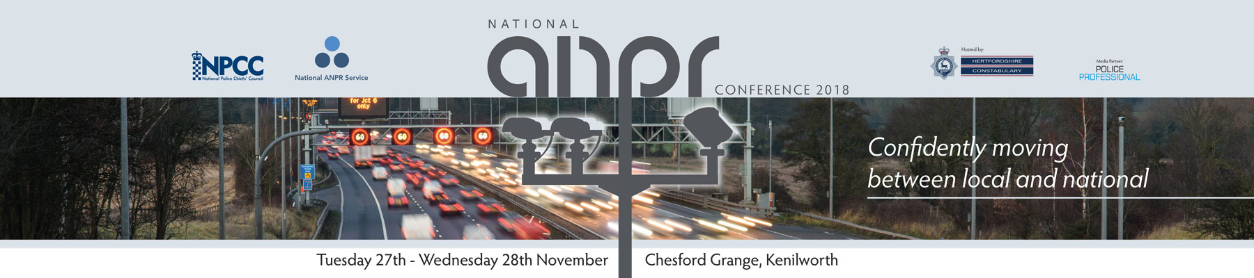 National ANPR Conference 2018