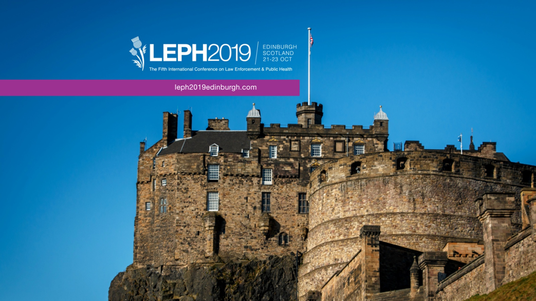 Fifth International Law Enforcement and Public Health Conference, 2019