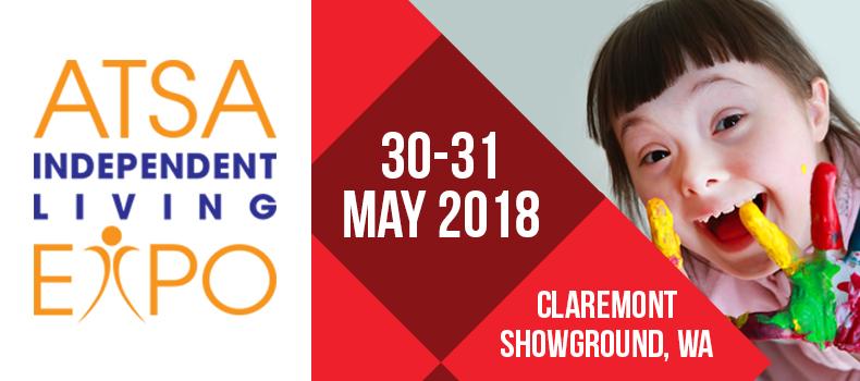ATSA Independent Living Expo Perth 2018