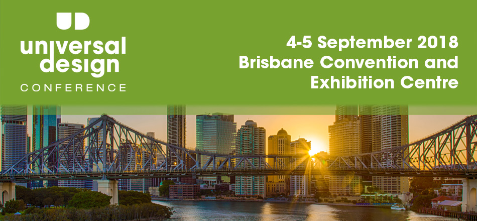 Universal Design Conference Brisbane